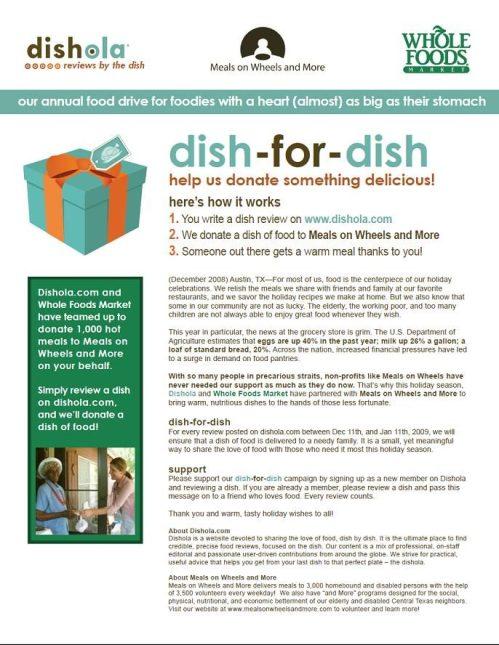 Dish-for-Dish
