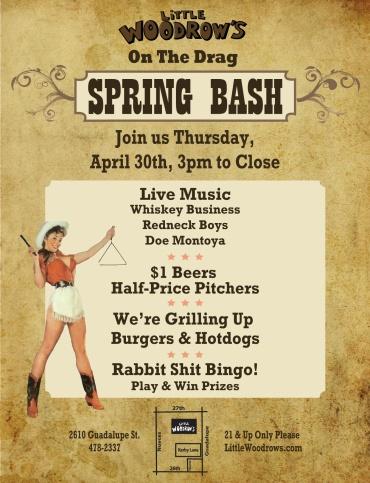 LW Spring Bash