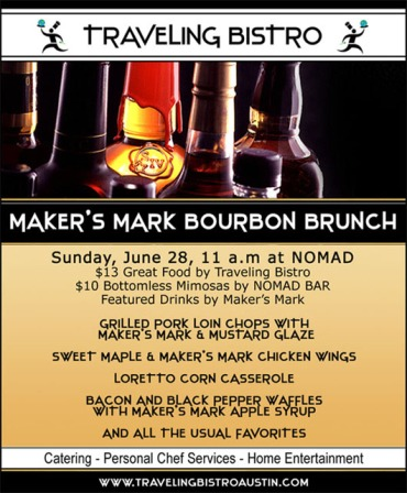 Makers Mark Brunch