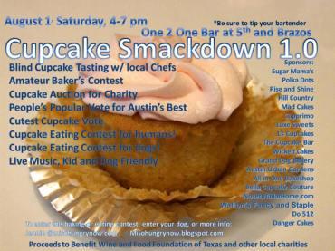 Cupcake Smackdown