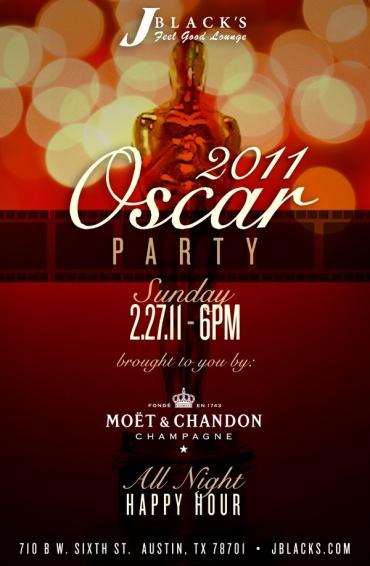 Oscar 2011 in Austin