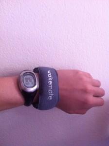 wakemate wristband