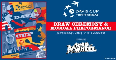 Draw Ceremony at ACL Live