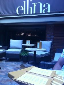 ELlina patio