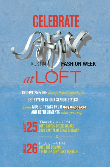 LOFT fashion week austin