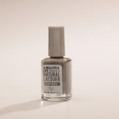Slate nail polish