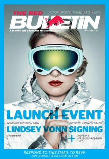 Red Bulletin Launch Party