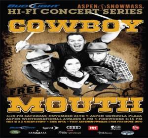 Cowby Mouth Aspen