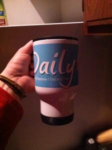 daily hap mug